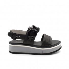 Sandales Compensées Pertini 16870 Chainette