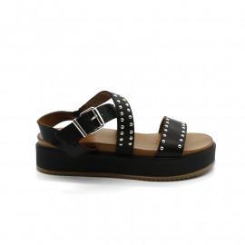 Sandales Compensées Inuovo 112039 Cloutées
