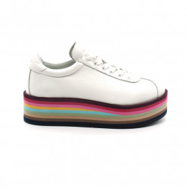 Tennis Compensées Femme Paul Smith Dusty Max