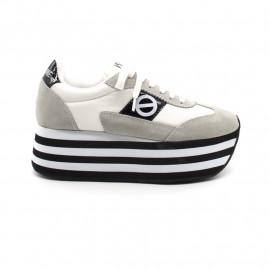 Sneakers Compensées Femme No Name Flex L Jogger