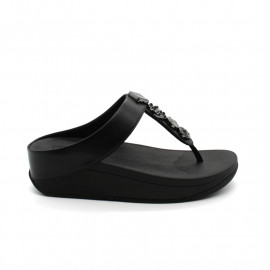 Tongs Femme FitFlop Fino Circle Toe