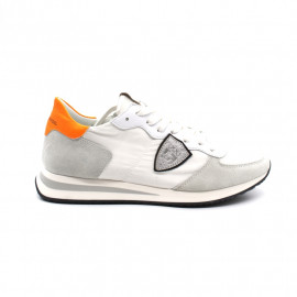 Sneakers Homme Philippe Model Trpx Mondial Metal Fluo