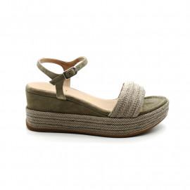 Sandales Compensées Unisa Katia