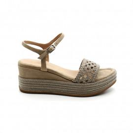 Sandales Compensées Unisa Kisome
