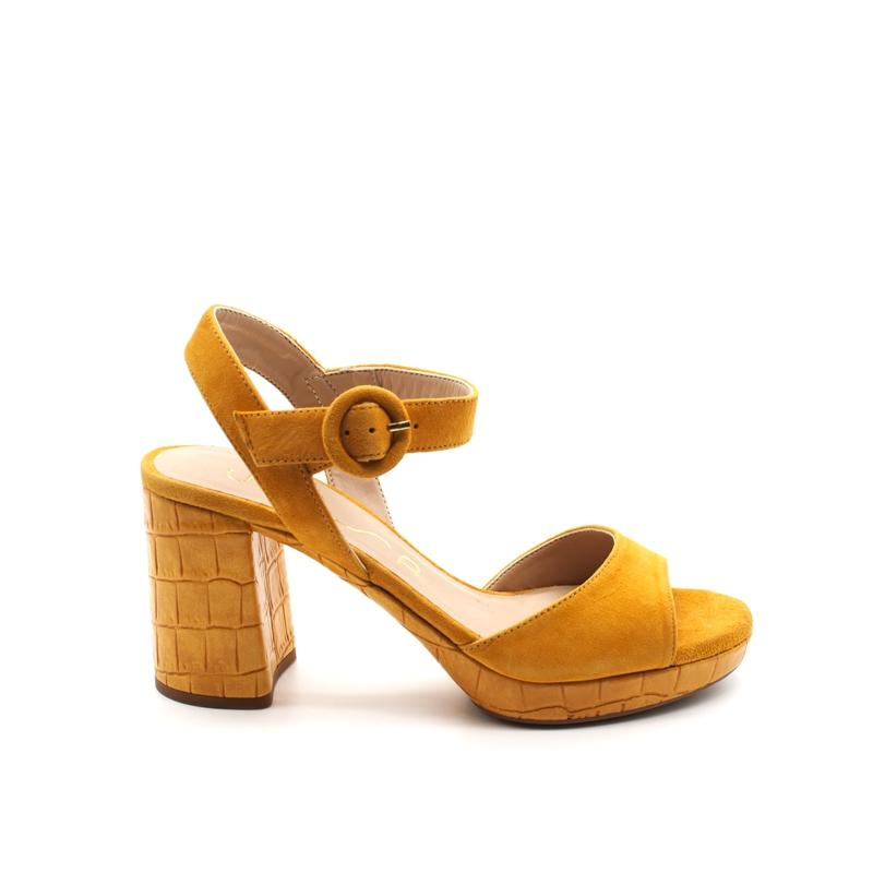 Sandales À Talon Unisa O Merci
