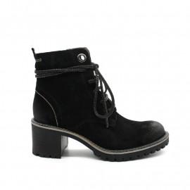 Boots À Lacets Femme MKD Horta