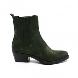 Boots Talon Femme Paoyama Winter