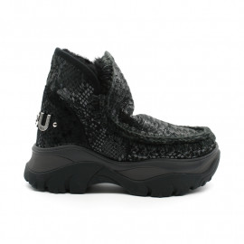 Boots Fourrées Femme MOU Chunky Eskimo Sneakers