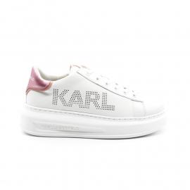 Baskets Femme Karl Lagerfeld KL62520 Kapri Karl Punkt Logo