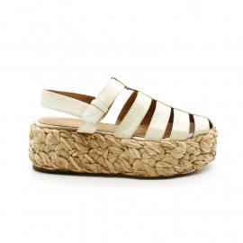 Sandales Compensées Paloma Barcelo Turvi Lory Pana