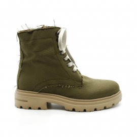 Boots À Lacets Femme Fratelli Rosana 888 Toile