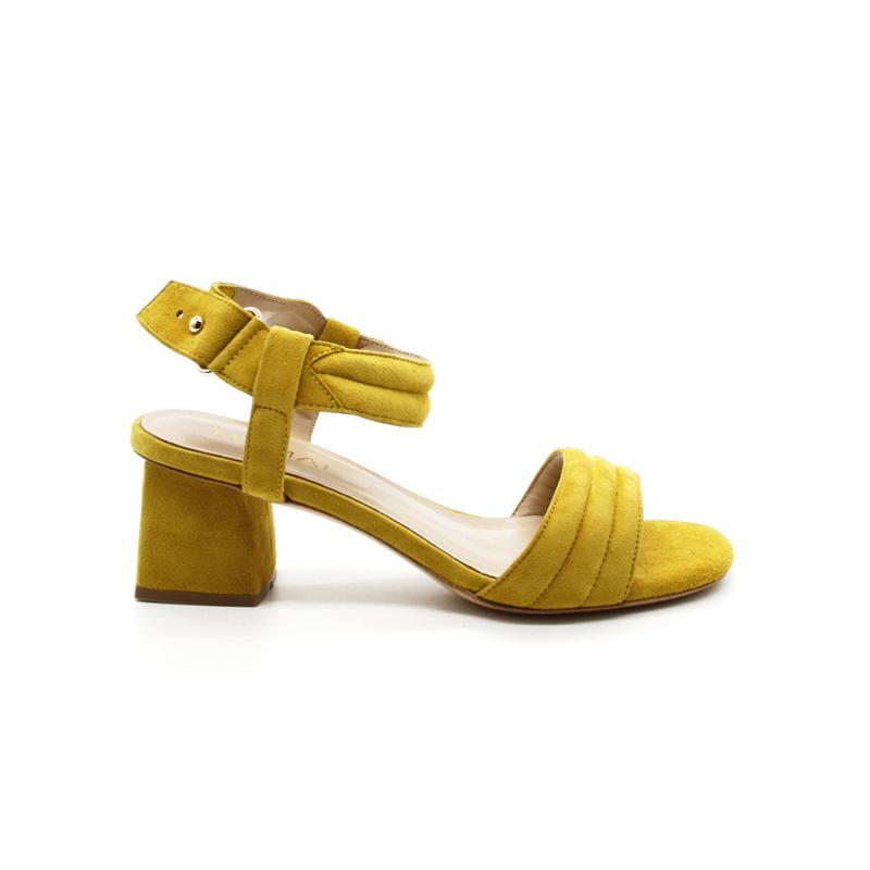 Sandales À Talon Mi Mai Kilian