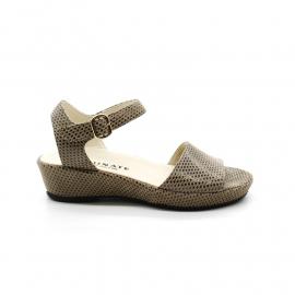 Sandales À Talon Compensé Brunate SD 552