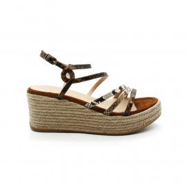 Sandales Compensées Unisa Kymo
