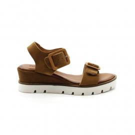 Sandales Compensées Coco et Abricot V1802D Gaëtan