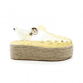 Sandales Compensées Femme No Name Calypso Méduse