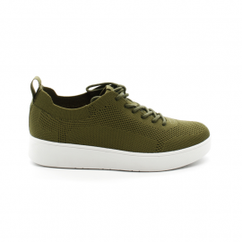 Baskets Femme Fitflop Rally Tonal Knit