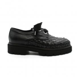 Chaussures Derbies Femme Fratelli Rosana 853 West Tressé