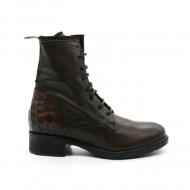 Bottines Lacets Femme Coco & Abricot V1841A Daix