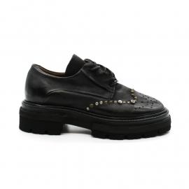 Chaussures Derby Femme AS98 9108 Noir