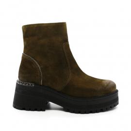 Boots Compensées Femme Minka Basma