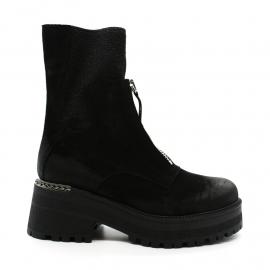 Boots Compensées Femme Minka Bachir