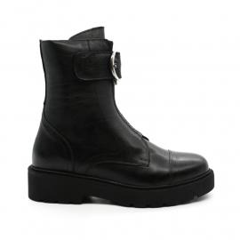 Boots Hautes Femme Coco Abricot V1924D Menigoute
