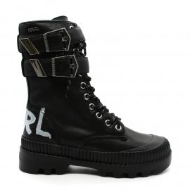 Boots Lacets Femme Karl Lagerfeld KL45285 Trekka II