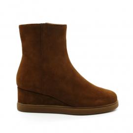 Boots Compensées Femme Unisa Justel
