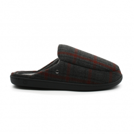 Chaussons Mules Homme Isotoner 98031