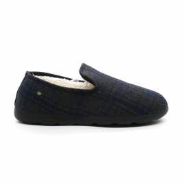 Chaussons Charentaises Homme Isotoner 98038