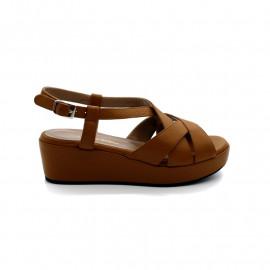 Sandales Compensées Femme Mario Gabriele 715