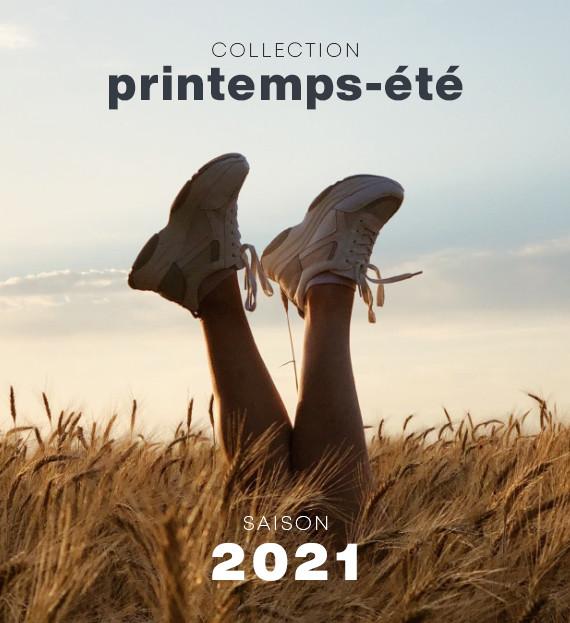Collection Printemps Été 2021