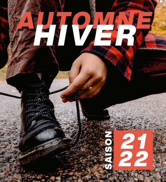 Collection Automne Hiver 2021 2022