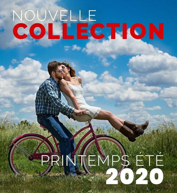 Nouvelle Collection Printemps Été 2020